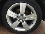 "AUDI TT MK2 3.2 TFSI COUPE GENUINE OEM 17"" ALLOY WHEEL &TYRE BREAKING 8J0601025C"